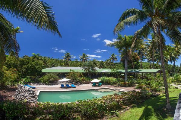 Hotel Pictures: Maravu Taveuni Lodge, Matei