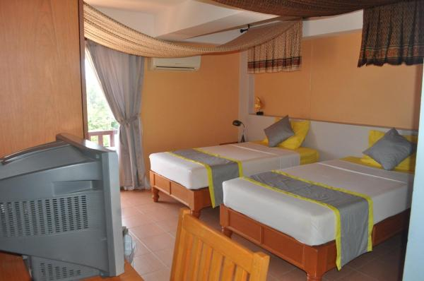 Superior Twin Room in Front