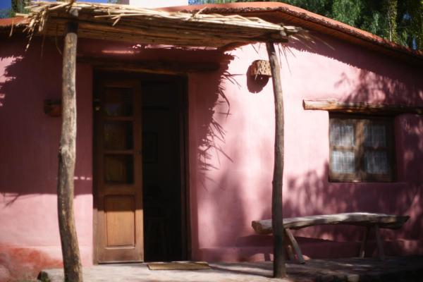 酒店图片: La Calabaza Cabaña, 蒂尔卡拉