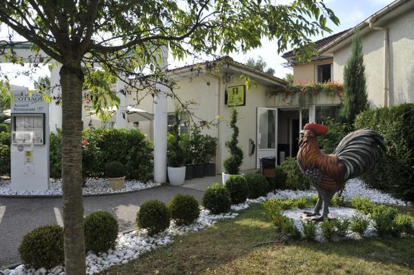 Hotel Pictures: Logis Cottage Hotel, Vandoeuvre-lès-Nancy