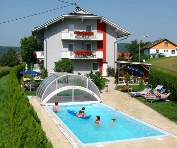 Φωτογραφίες: Ferienwohnungen Jernej Katharina, Sankt Primus am Turnersee