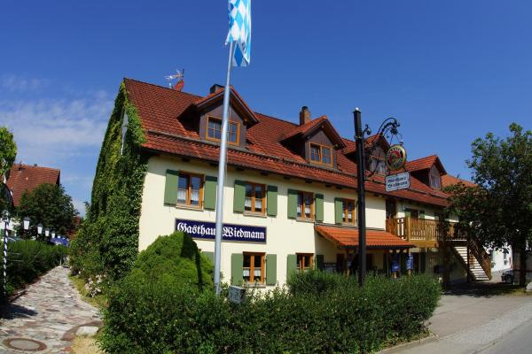 Hotelbilleder: Gasthaus und Landhotel Wiedmann, Eresing
