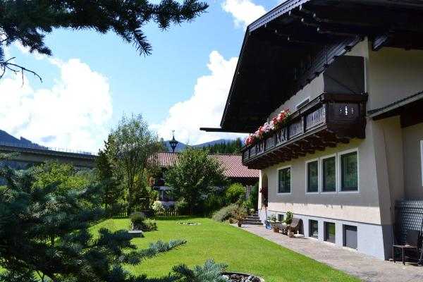 Hotellikuvia: Ferienapartment Frahndl, Eben im Pongau