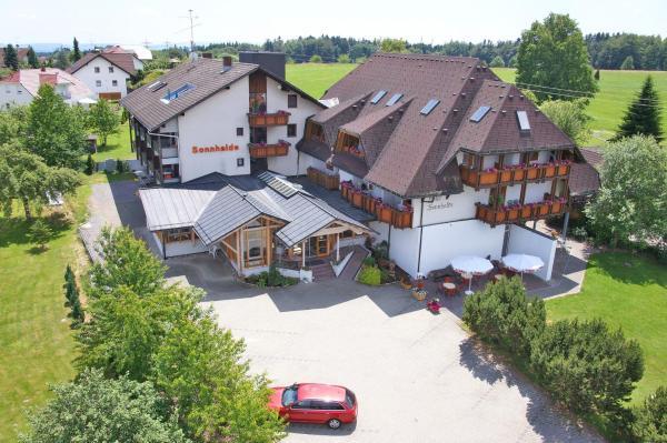Hotelbilleder: Hotel & Restaurant Sonnenhof & Sonnhalde, Ühlingen-Birkendorf