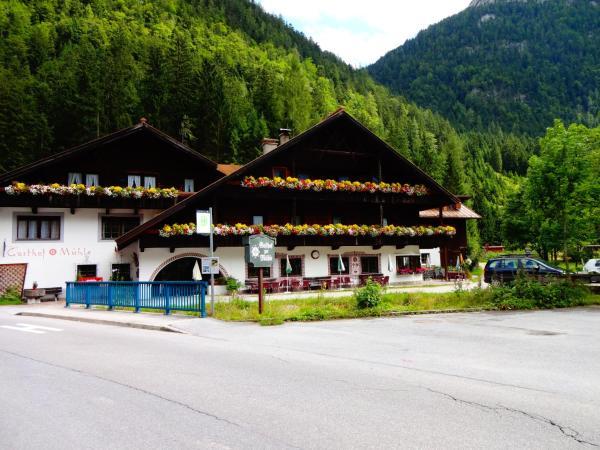 Фотографии отеля: Gasthof zur Mühle, Лойташ