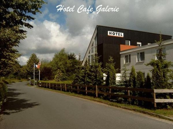 Hotelbilleder: Hotel-Café-Galerie, Garbsen