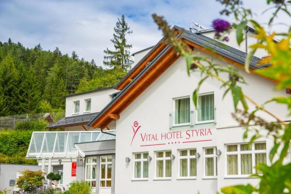Hotelbilleder: Vital-Hotel-Styria, Fladnitz an der Teichalm