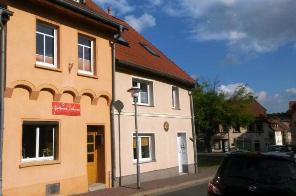 Hotelbilleder: Apartment Lutherrose, Lutherstadt Eisleben