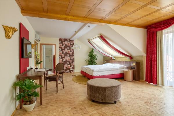 Hotelbilleder: Hotel l'adresse garni, Heusweiler