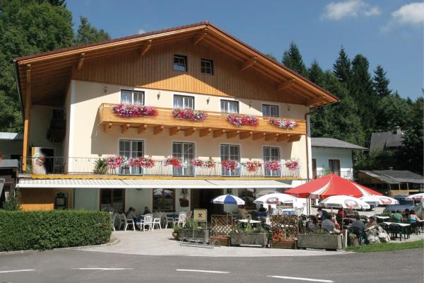 Hotel Pictures: Gasthof Kienklause, Steinbach am Attersee