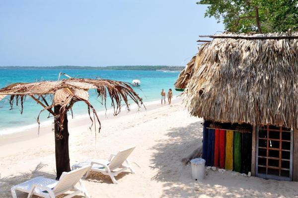 Hotel Pictures: EcoHostel Hakuna Matata, Playa Blanca