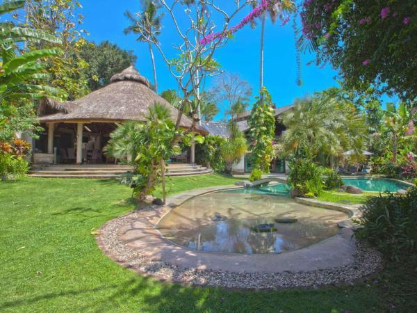Lamu Executive Three-Bedroom Villa with Private Pool