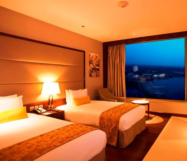 Deluxe Twin Room with Backwater View - Smoking