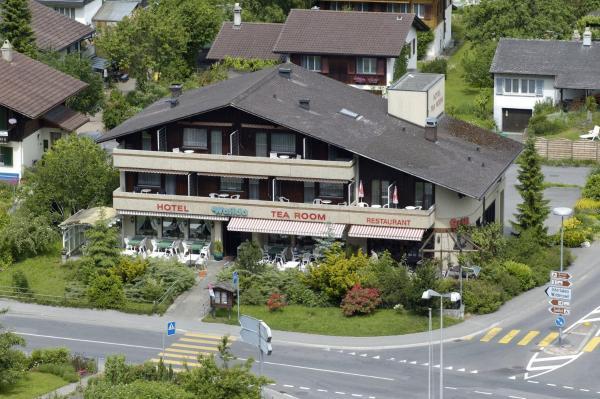 Hotel Pictures: Hotel Walida, Bönigen