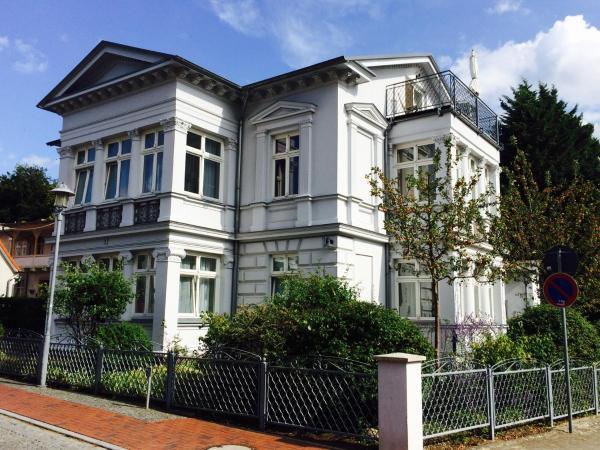 Hotelbilleder: Villa Franz, Heringsdorf