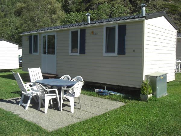 Hotel Pictures: Camping Simplonblick Raron, Raron