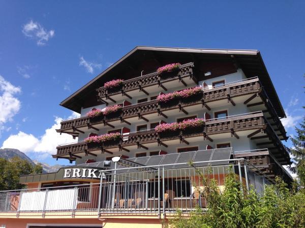 酒店图片: Hotel Erika, 阿泽皮茨陶