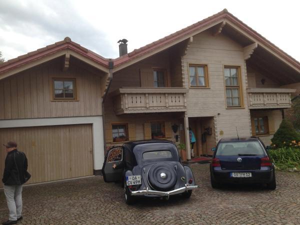Hotelbilleder: Ferienhaus Lindele Oberstaufen, Oberstaufen