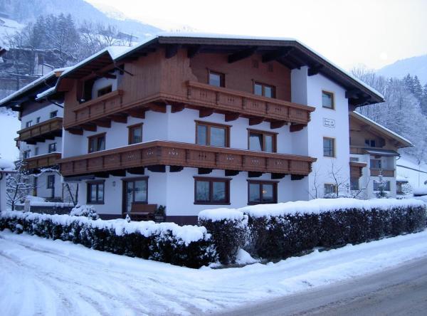 Fotografie hotelů: Haus Breuß, Hippach