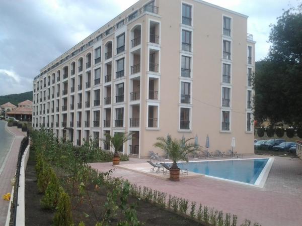 Fotografie hotelů: Apartments Kralev, Elenite