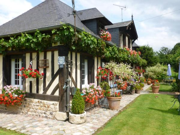Hotel Pictures: La Ferme Du Pressoir Guest House, Conteville