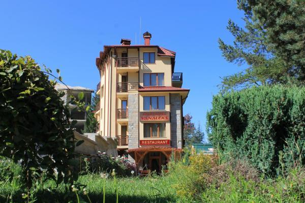 Hotellikuvia: ApartHotel Vanaleks, Chepelare