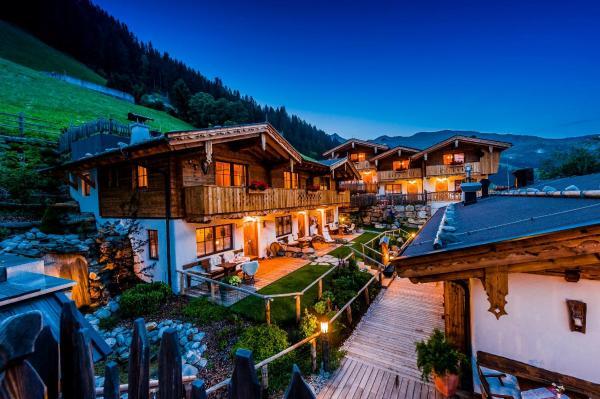 Fotos do Hotel: Alpendorf Anno Dazumal, Tux