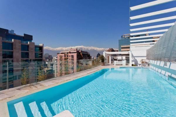 Hotel Pictures: Departamentos Costa Nueva de Lyon, Santiago