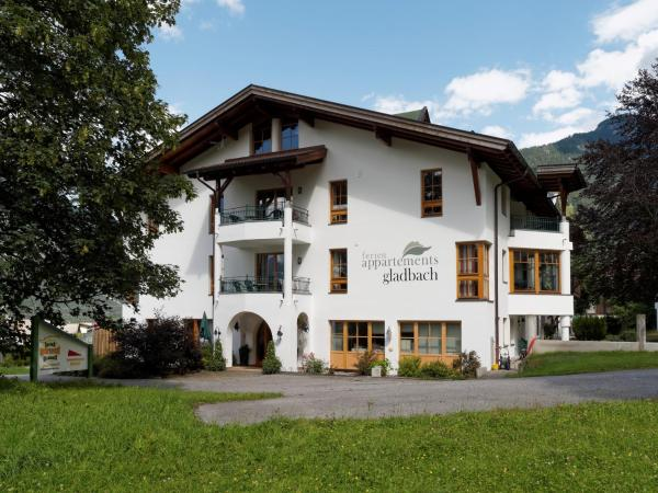 Foto Hotel: Appartements Gladbach, Heiterwang