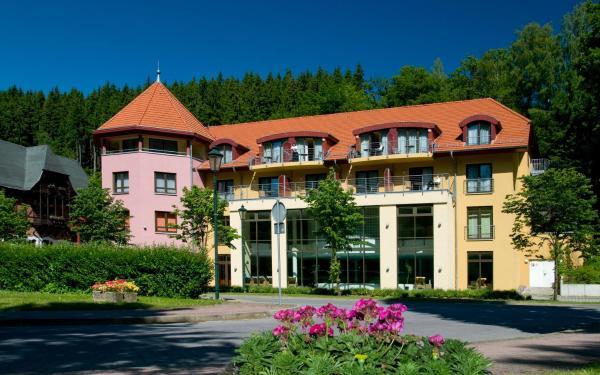 Hotel Pictures: Harz Hotel Habichtstein Alexisbad, Alexisbad