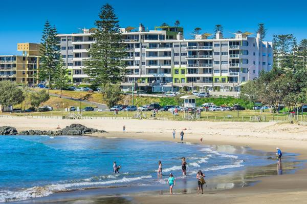 Photos de l'hôtel: Sandcastle Apartments, Port Macquarie