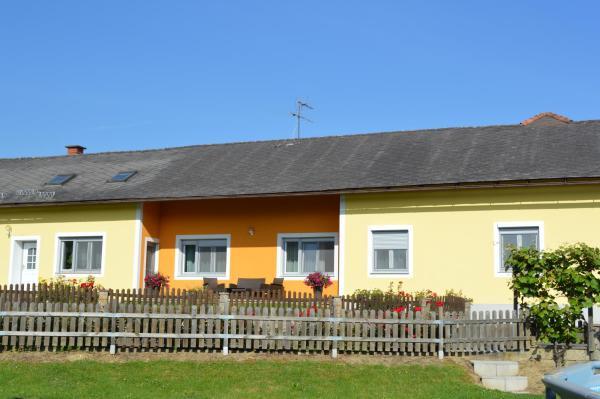 Φωτογραφίες: Gästehaus Ranftl, Unterlamm
