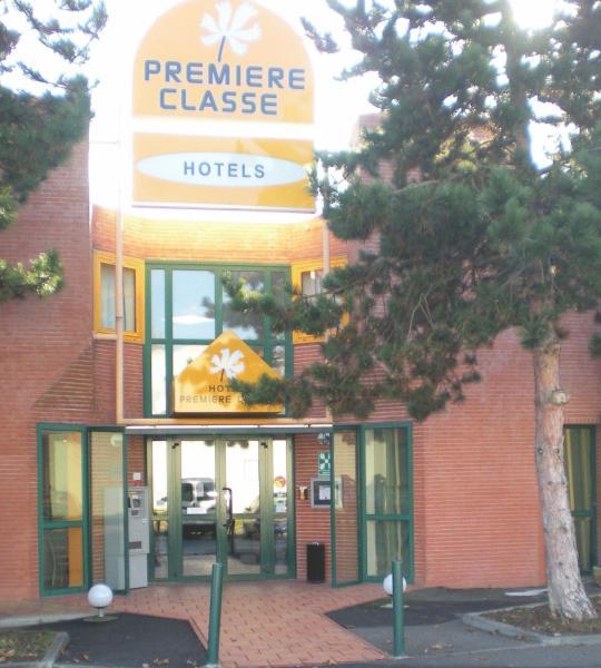 Hotel Pictures: Premiere Classe Toulouse Sud Labege, Labège