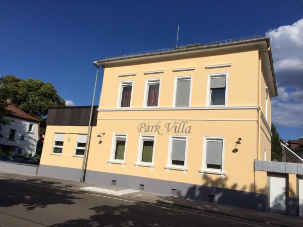 Hotel Pictures: B&B Park Villa, Gernsheim