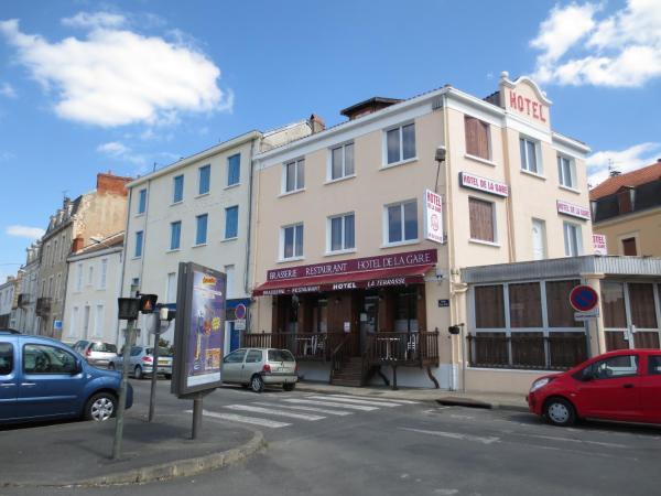 Hotel Pictures: Hôtel de la Gare, Périgueux