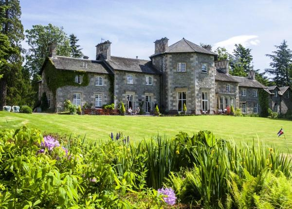 Hotel Pictures: Coul House Hotel, Contin