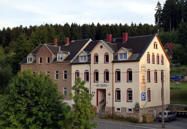 Hotel Pictures: Ferienwohnung Erzhütte, Rechenberg-Bienenmühle