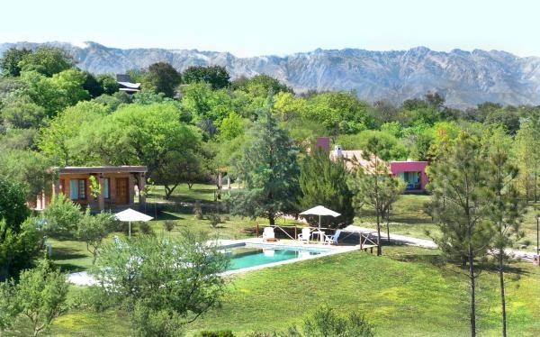 Фотографии отеля: Cortaderas Suites & Tenis, Nono