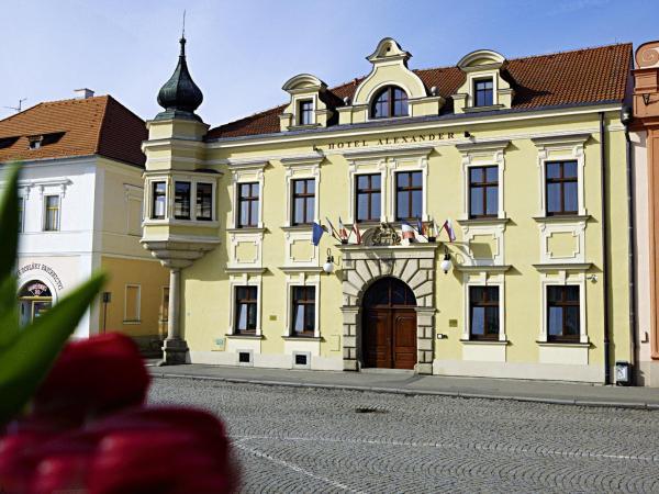 Hotel Pictures: , Stříbro