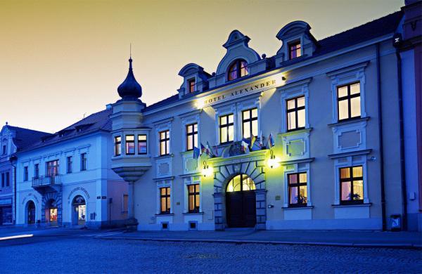 Hotel Pictures: Alexander, Stříbro