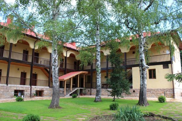 Fotos de l'hotel: Complex Pod Chardaka Lopushna, Georgi-Damyanovo