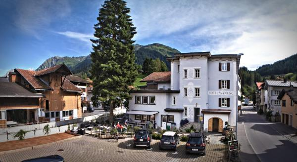 Hotel Pictures: Hotel Wynegg, Klosters