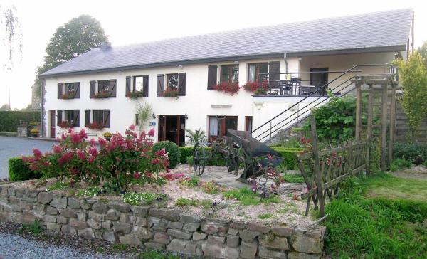 酒店图片: Hotel La Crémaillère, Bras-Haut