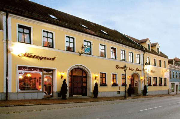 Hotelbilleder: Hotel Bayerischer Löwe, Osterhofen