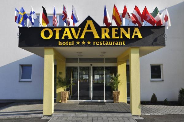Hotel Pictures: OtavArena, Písek