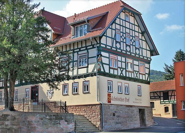 Hotel Pictures: Rhönhotel Sächsischer Hof, Dermbach