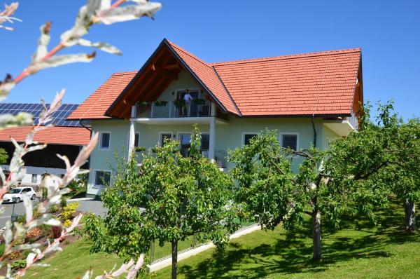 Zdjęcia hotelu: Weingut und Gästezimmer Zirngast, Leutschach