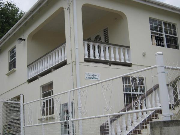 Hotelfoto's: Evelyn's Apartment, Christ Church