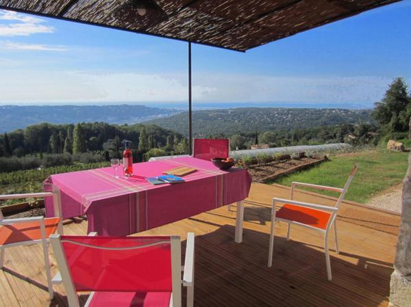 Hotel Pictures: Holiday Home Le Balcon d'Azur 06, Saint-Jeannet