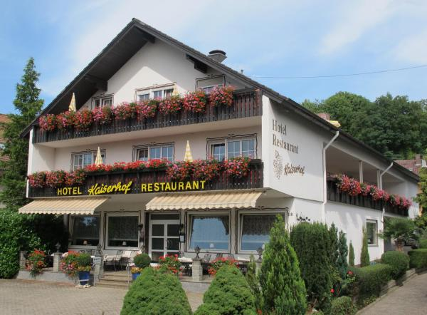 Hotel Pictures: Hotel & Restaurant Kaiserhof, Bad Bellingen